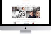 Photography {web design inspiration}