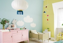 Children's bedrooms / Habitaciones y decoración infantil