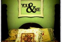 """The One with the Race Car Bed"" / The One for the Home... the awesome home / by Jenessa"