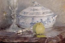 Artist Berthe Morisot