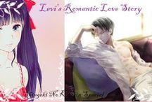 Shingeki no Kyojin Special Levi's Love Story