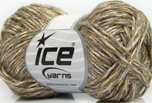 Wool Silver Gold