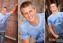 Boy Senior poses / by Stacie Strong