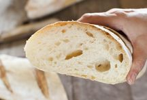 Pane & Co / Raccolta di tutti i tipi di pane sperimentati e fotografati.