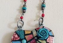 Mosaic jewellry