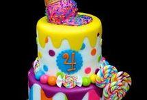 Ava's 6th Birthday Cake