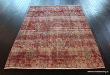 Dywany Vintage z kolekcji Sarmatii / Vintage rugs from Sarmatia