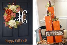 Fall Around The House