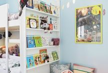 +Kids bedrooms // interiors+