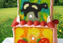 cool cake ideas / inspirational cake ideas