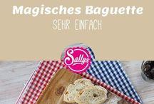 Rezepte: Brot, Baguette & Co. / Leckere & einfache Rezepte für Brot, Baguette & Co.
