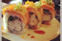 Sushi / by Evonne Benedict