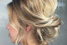 Halflange haren