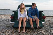 Montauk Tackle On The Beach / American Made Performance Sportswear
