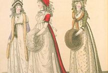 Fashion Illustrations Pre-1800 / by Joe Reaves