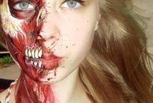 maquillage...