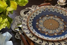 Tablescapes / by Kathy Jones ~ Dust Bunny Trail