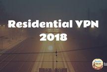 Residential VPN 2018