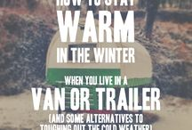 Vanlife and how to survive it