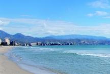 Mapa de Playas y Calas de El Campello / Geolocalización con Google Maps de todas las playas y calas de El Campello. Pincha en la foto para averiguar su localización http://bit.ly/playascampello