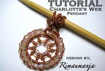 Wire Works Jewelry / Beaded & Wire-Wrapped Jewelry
