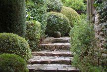 Záhrady, gardens
