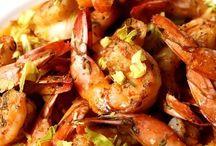 Shrimp recepies