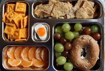 Snack ideas / by Kim Jones