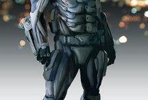 Armor scfi