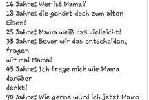 Mama fragen