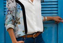 блузы клевые