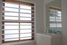 Shutterway Burglar Bars / Our steel, louvred burglar bars come in a variety of configurations and colours.