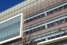 Novartis Research Facility fins