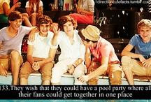 One Direction<3:) / by Gaby Zachar