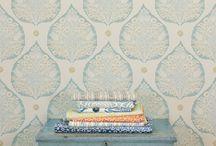 wallpaper & stencils