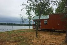 Lake Fork Fishin' Hole RV Park / A private, gated, annual RV park on Lake Fork.  Located on Little Mustang with great amenities and plenty of trees.