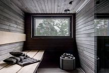 Cool Finnish saunas