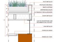 Detalhes de arquitetura sustentável