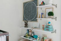 Kids Rooms / by Melissa Pinto