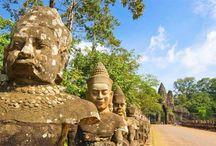 Cambodja op Original Asia / Ontdek het verrassende Cambodja met onze mooiste rondreizen. Kijk snel op onze website!