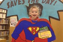 SRP 2015 - Children: Every Hero Has a Story
