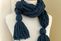 Arm Knitting/Finger Knitting / Easy Arm Knitting Tutorials & Patterns