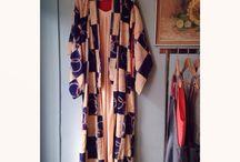 Delicious Vintage Kimonos