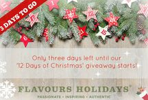 Giveaway - 12 Days Of Christmas / Check our daily christmas questions to win some amazing prices - 100% authentic Italy!
