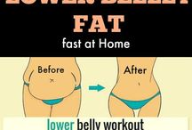 Lower Belly Workouts & Healthy Diets