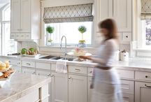 Custom Cabinetry / Whatever your personal style, the beauty of a custom design means that you factor in your budget along with a great deal of organization and timesaving details.