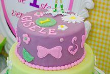 tinkerbel birthday Gisele