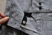 Sewing Tutorials: Pants