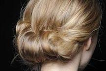 HAIR+MAKEUP / by Mallory Bonkemeyer