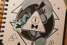Gravity Falls and Creepypasta